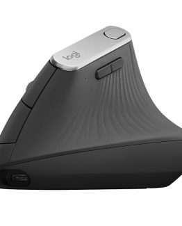 MX VERTICAL Ergonomic Wireless Mouse, Graphite