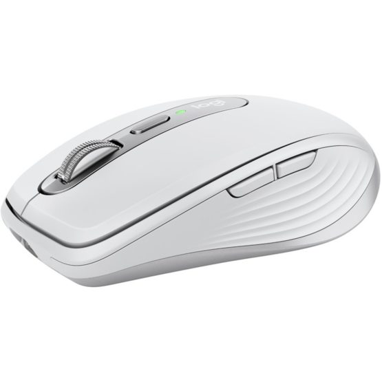 MX Anywhere 3 Wireless Mouse for MAC, Pale Grey
