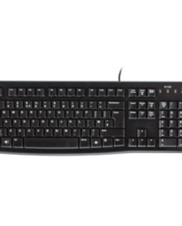 OEM - K120 Business Keyboard, Black (Nordic)