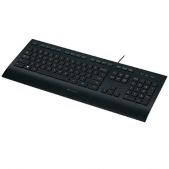 OEM - K280e Business Keyboard, Black (Nordic)