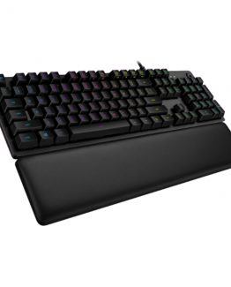 G513 Carbon RGB Mechanical Linear Gaming Keyboard, Black (No