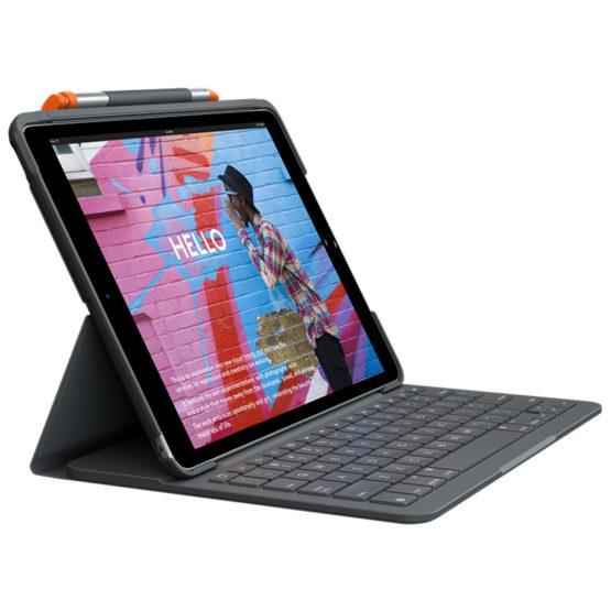 Slim Folio for iPad Air (3rd gen.), Graphite (Nordic)