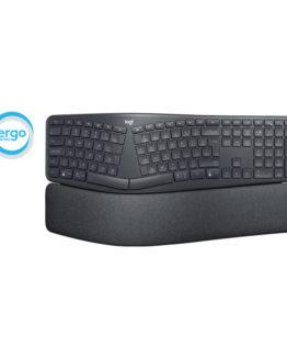 Ergo K860 Business Wireless Keyboard, Graphite