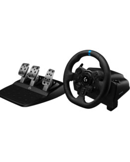 G923 Racing Wheel and Pedals for PS4 and PC
