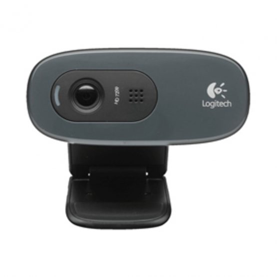 C270 HD Webcam, Black