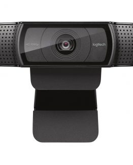 C920S HD Pro Webcam, Black