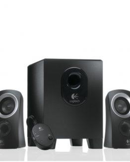 Z313 2.1 Speaker System, Black