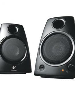 Z130 2.0 Speaker, Black