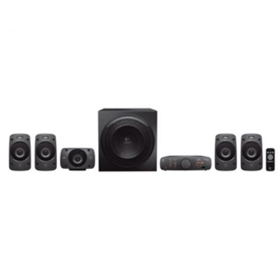 Z906 5.1 Surround Sound Speaker, Black