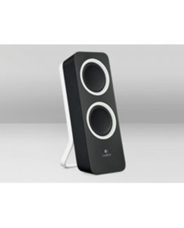 Z200 2.0 Speaker System, Midnight Black