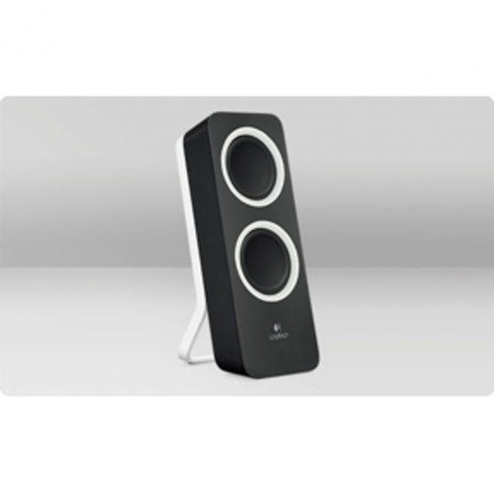 Z200 2.0 Speaker System, Midnight Black