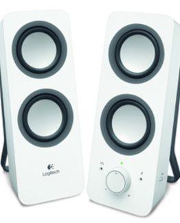 Z200 2.0 Speaker System, Snow White