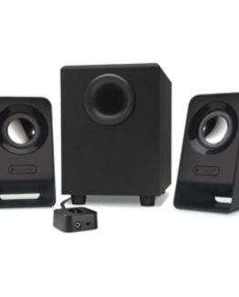 Z213 2.1 Multimedia Speakers, Black
