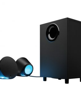 G560 LIGHTSYNC PC Gaming Speakers, Black