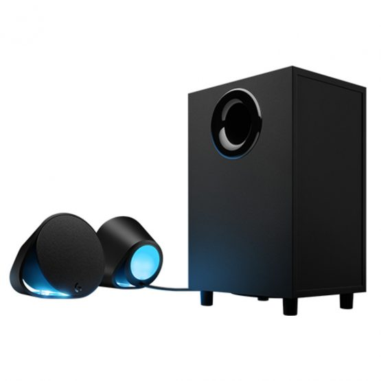 G560 LIGHTSYNC PC Gaming Speakers, Black