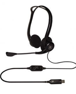 960 PC Headset, Black (OEM)
