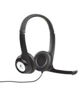H390 USB Headset, Black