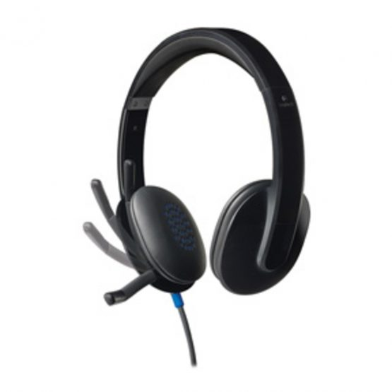 H540 USB Headset, Black