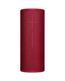 UE BOOM 3 Wireless Bluetooth Speaker, Sunset Red