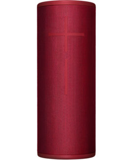 UE MEGABOOM 3 Wireless Bluetooth Speaker, Sunset Red