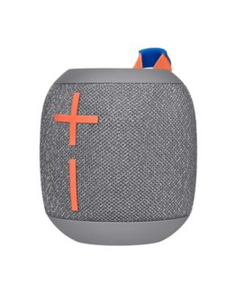 UE WONDERBOOM 2 Wireless Bluetooth Speaker, Crushed Ice Grey