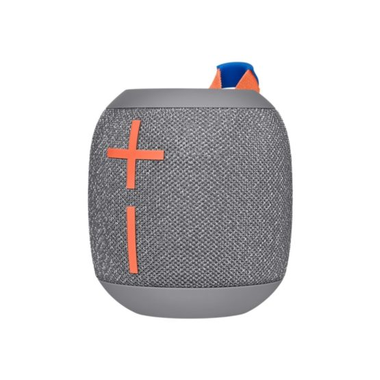 UE WONDERBOOM 2 Wireless Bluetooth Speaker, Crushed Ice Grey