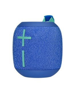 UE WONDERBOOM 2 Wireless Bluetooth Speaker, Bermuda Blue