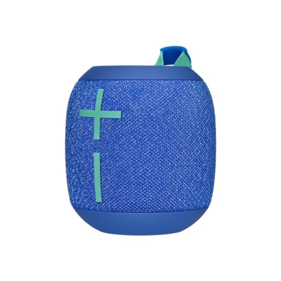 UE WONDERBOOM 2 Wireless Bluetooth Speaker, Bermuda Blue