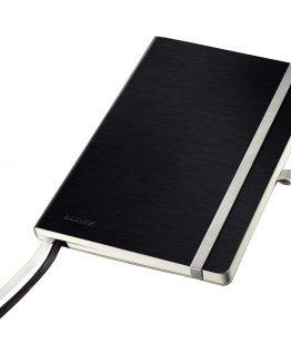 Notebook Style A5 Soft Plain s80s. black