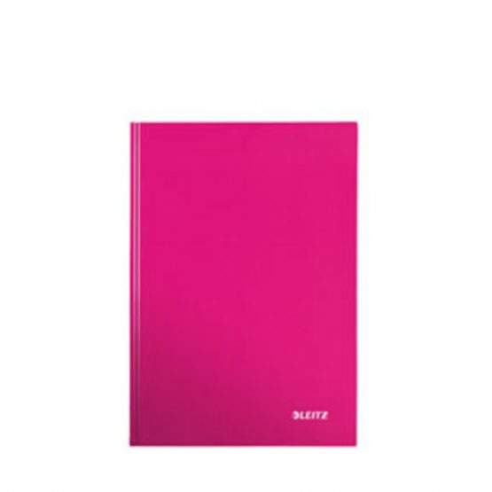 Notepad WOW A5 ruled 80sh 90g pink