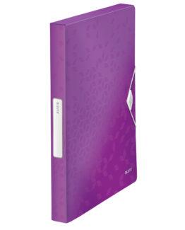 Box file WOW PP purple