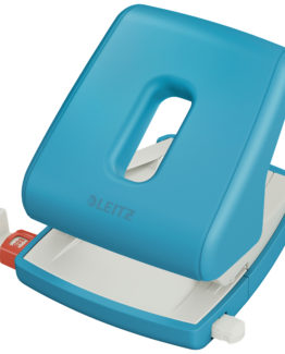 Hole punch Cosy 2h/30sheet blue