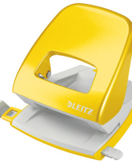 Hole Punch 5008 WOW 2h/30sheets yellow