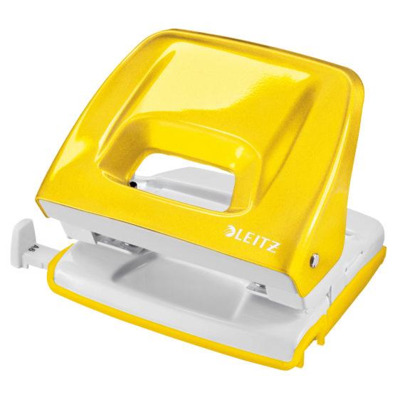 Hole Punch WOW Swedish 20sh yellow