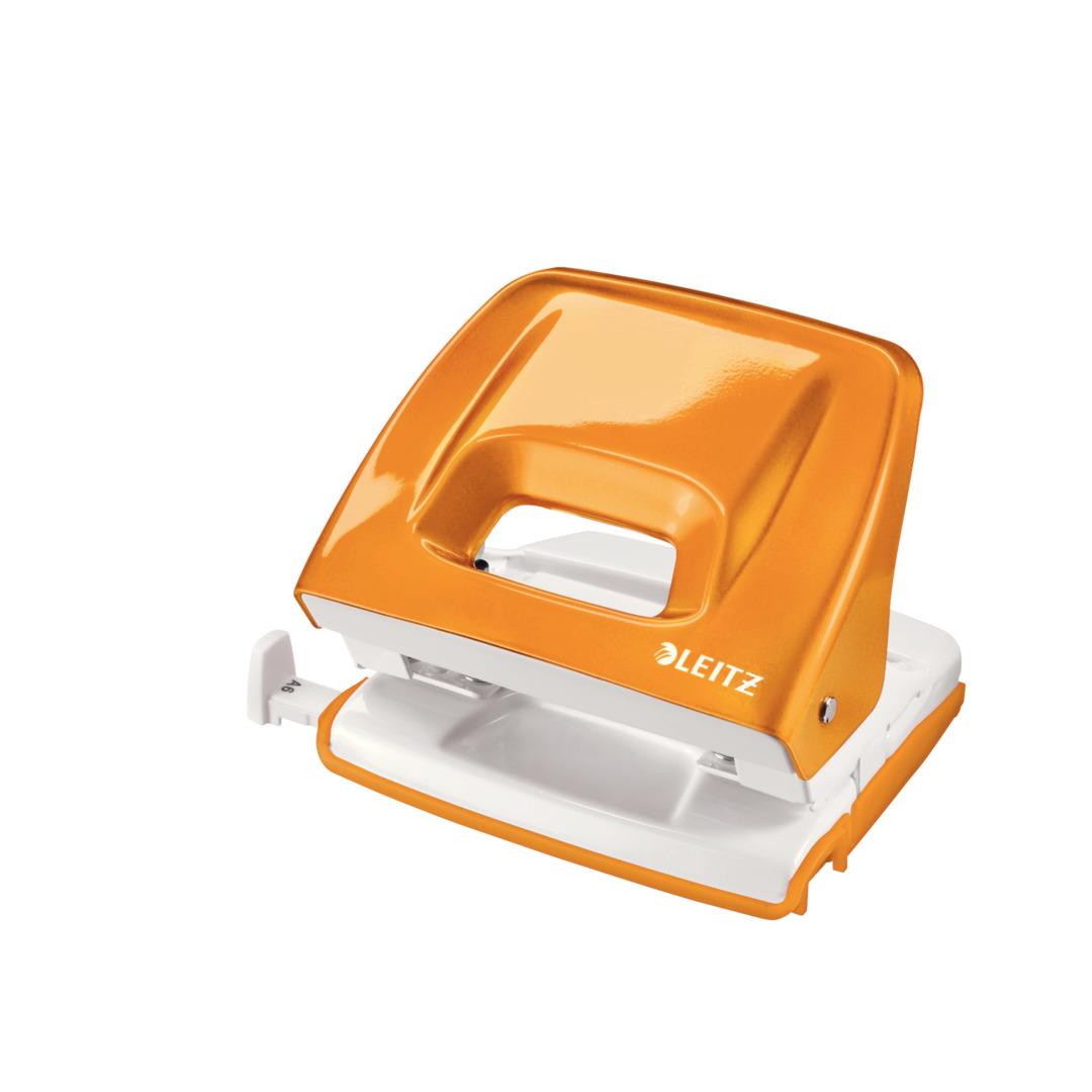 Hole punch 5151 WOW 4h/20sheets orange SE
