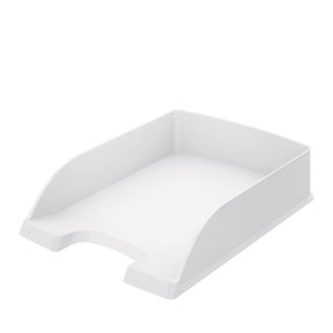 Letter tray Plus white