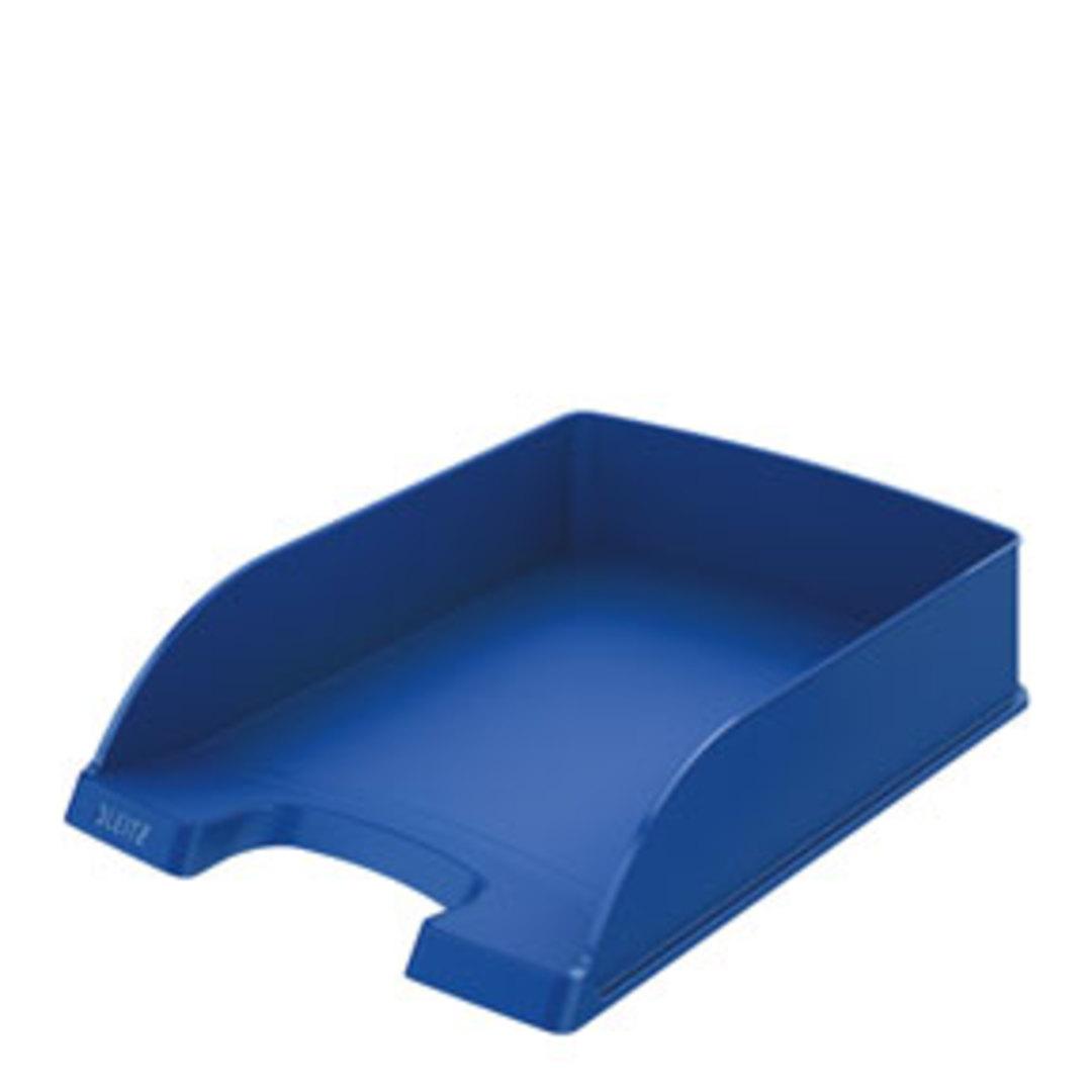 Letter tray Plus blue