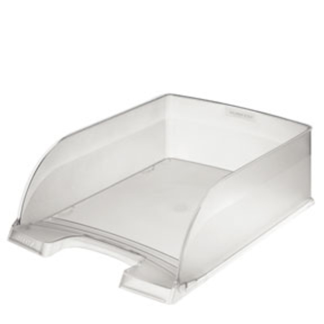 Letter tray Plus jumbo frosty