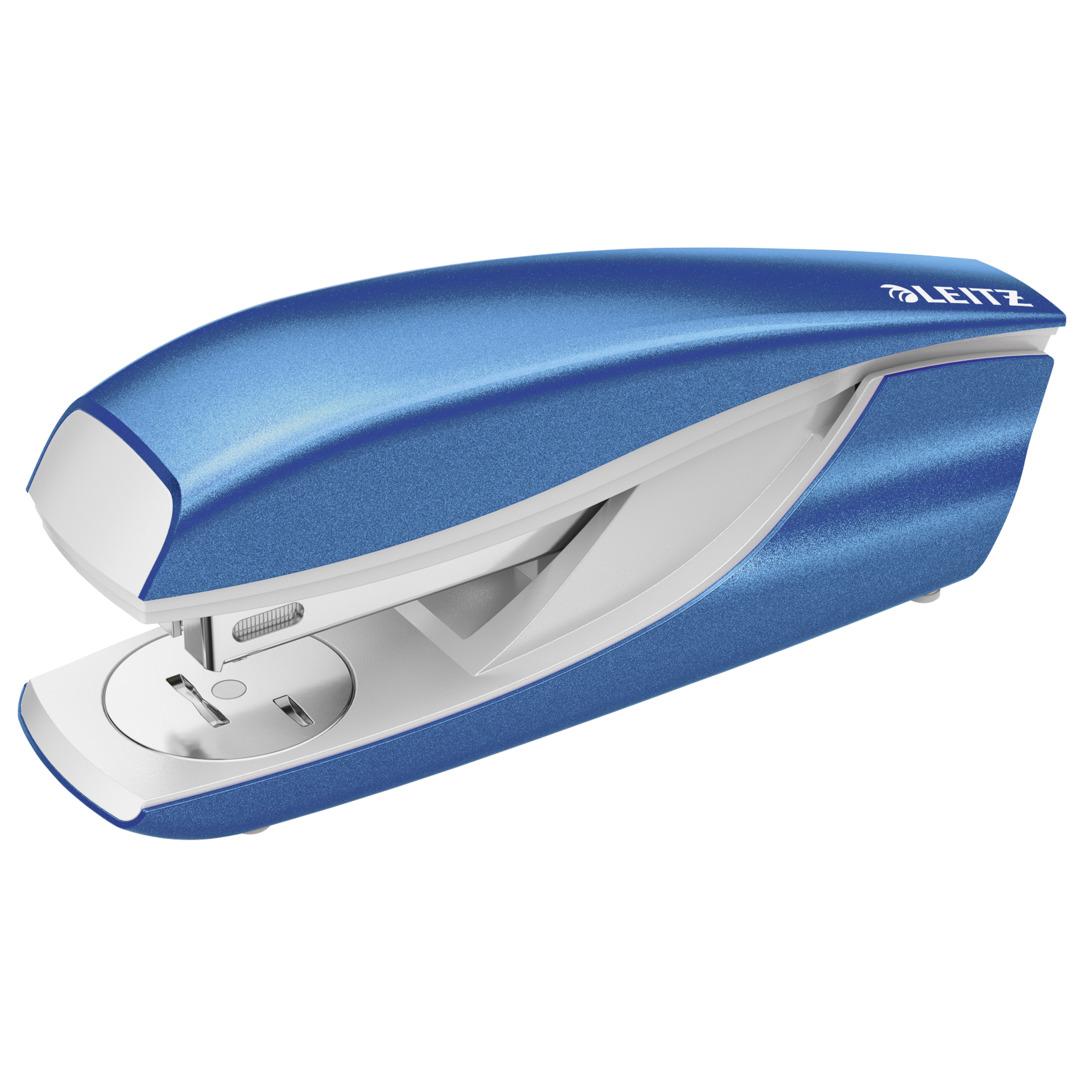 Stapler 5502 WOW 30sheets blue metal