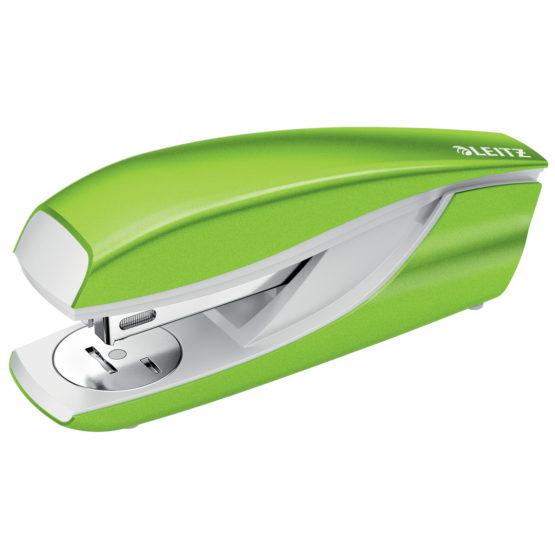 Stapler 5502 WOW 30sheets green - blister