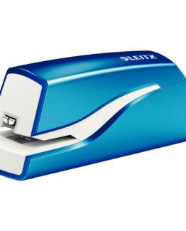 Stapler WOW battery 10sheets blue