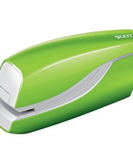Stapler WOW battery 10sheets green