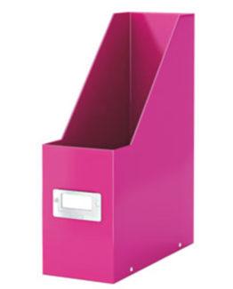 Magazine file Click&Store WOW pink