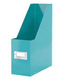Magazine file Click&Store WOW ice blue