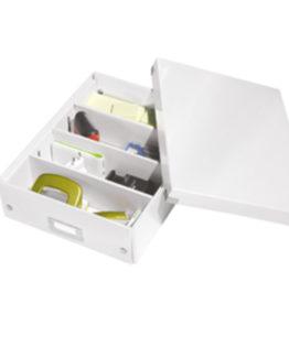 Organizer box Click&Store medium white