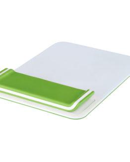 Mousepad Wrist Rest Ergo Leitz WOW Green