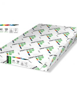 Copy paper Pro Design A3 120g (250)