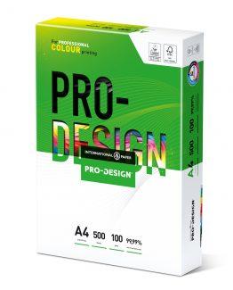 Copy paper Pro Design A4 100g (500)