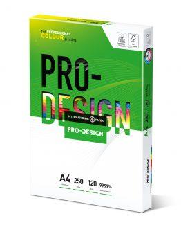 Copy paper Pro Design A4 120G (250)