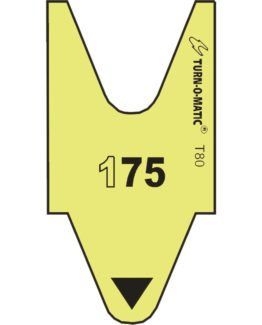 Tickets T80 yellow (6)